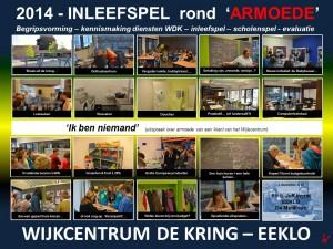 Inleefspel voor scholen-impressies 2014-Klas Juffr. Ingrid